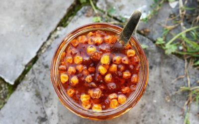 Rakytníkový sirup (v medu)